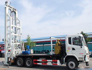 GF-350反循环钻机