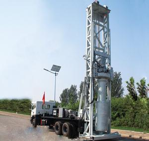 Q-500反循环工程钻机